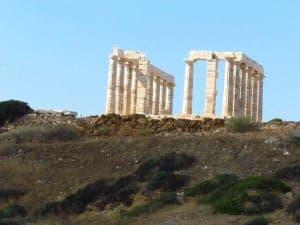 Temple Of Posiedon