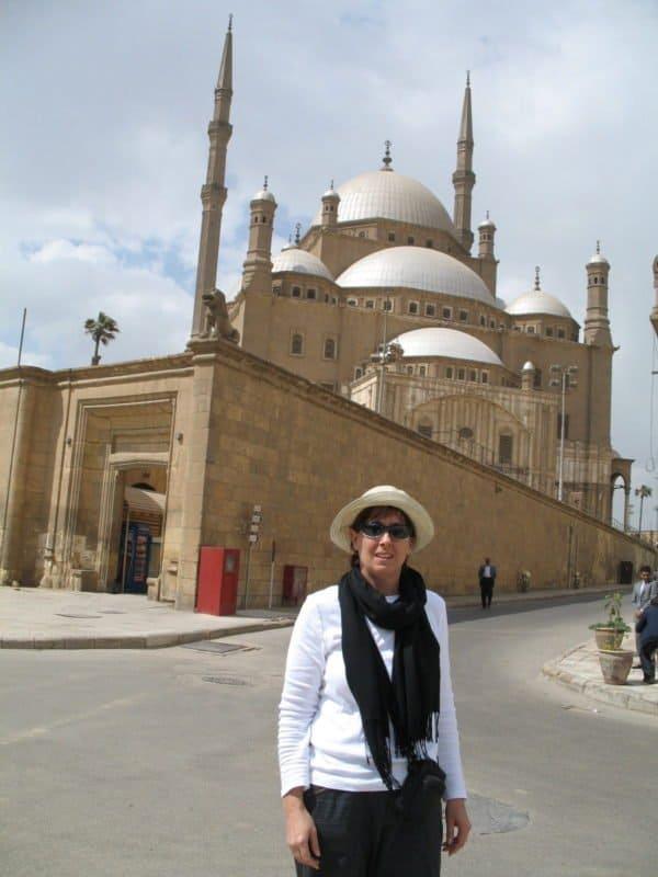 Mohammad Ali Mosque Cairo