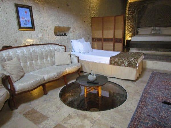 Cave Suite at Eren Bey