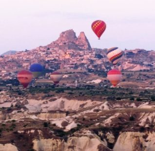Cappadocia:24-Hours of Fairy Chimneys, UNESCO Sites, Hotair Balloons and more
