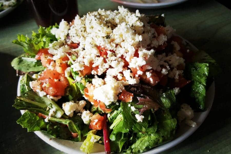 George's Greek Salad