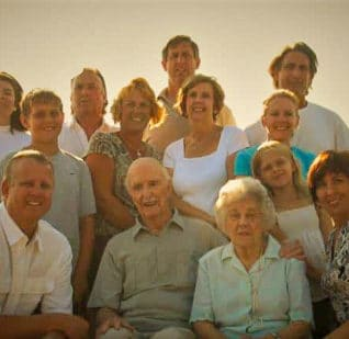 Reflections: Summer Vacation With Multiple Generations