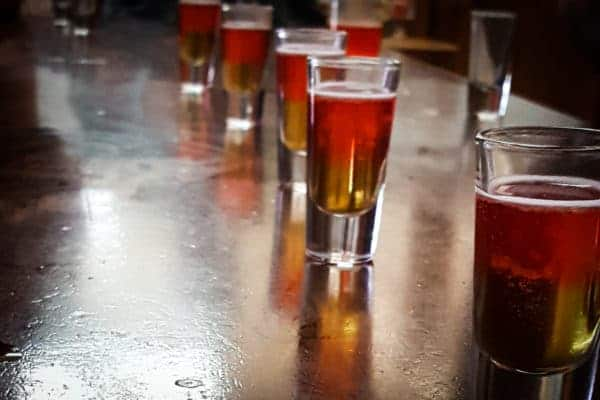 Tequilla tasting just one of the fun things to do in Puerto Penasco