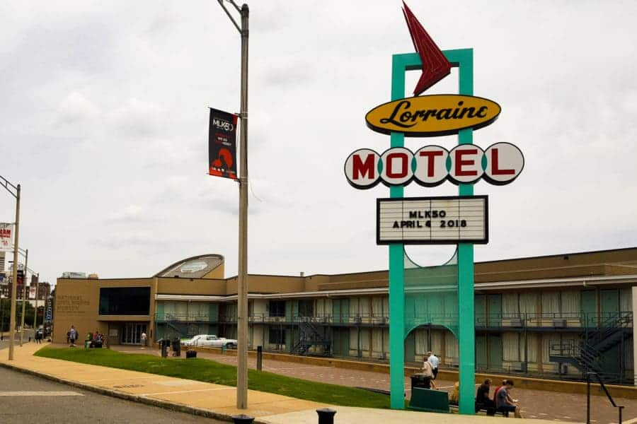 Lorraine Motel and Civil Rights Museum