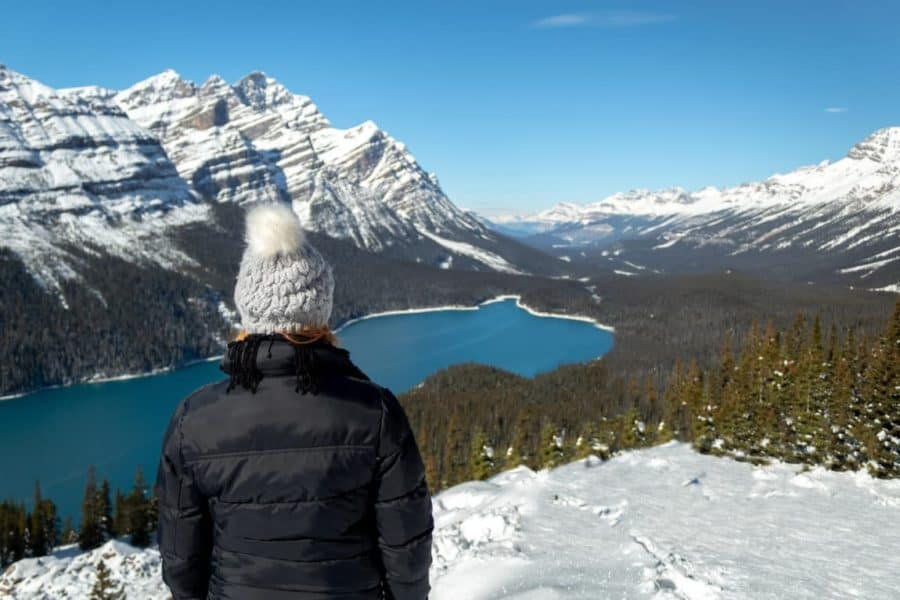 Banff Romantic destination