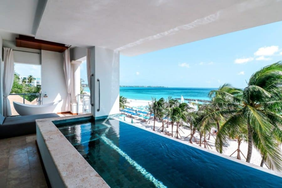 Sandals Barbados All-inclusive romantic weekend