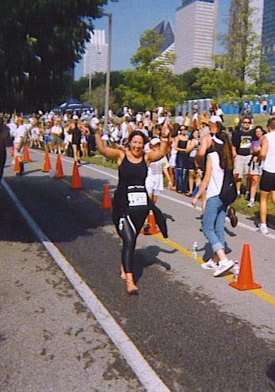 Mrs. Ts Triathlon - Chicago
