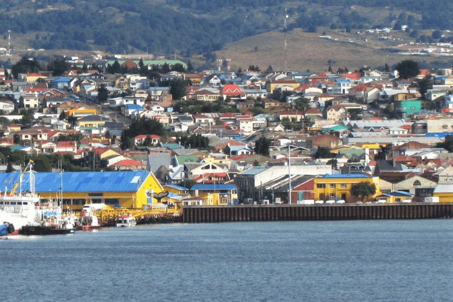 South American Cruise Port Punta Arenas