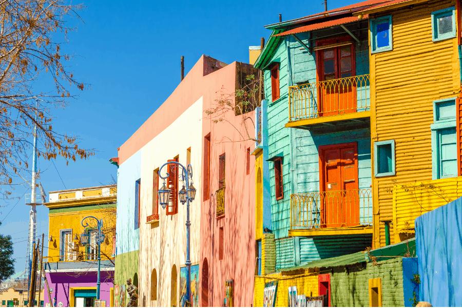 La Boca, argentina