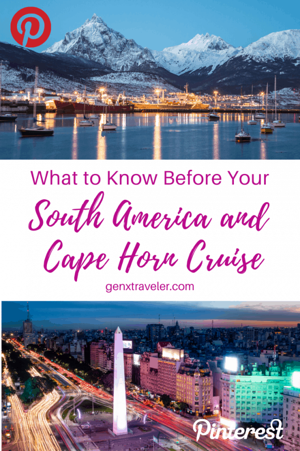 South America and Cape Horn Cruise