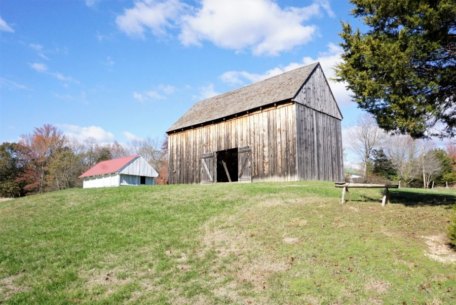 Thomas Stone Tobacco Barn