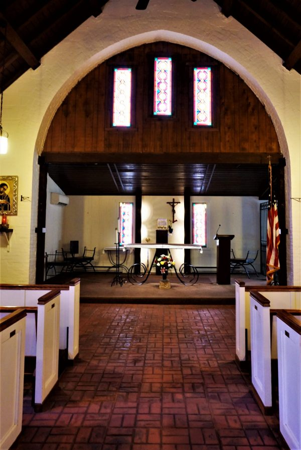 Chapel at Mt Carmel