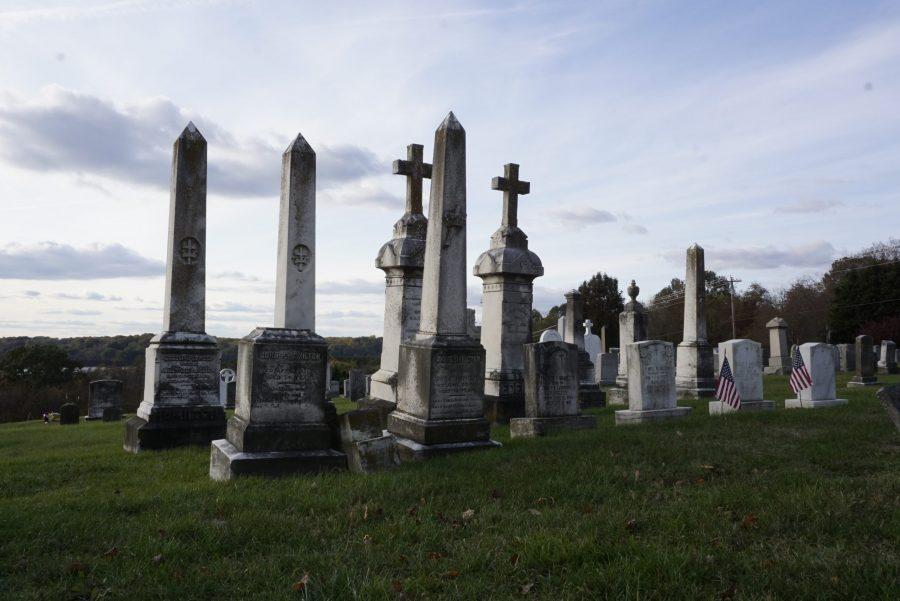 St Ignatius graveyard