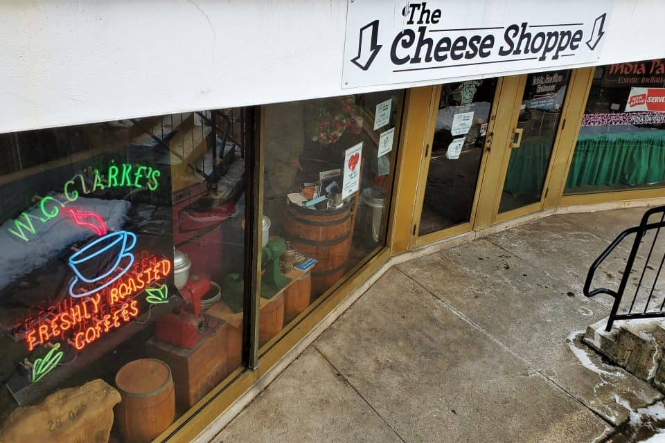 The Cheese Shoppe State College