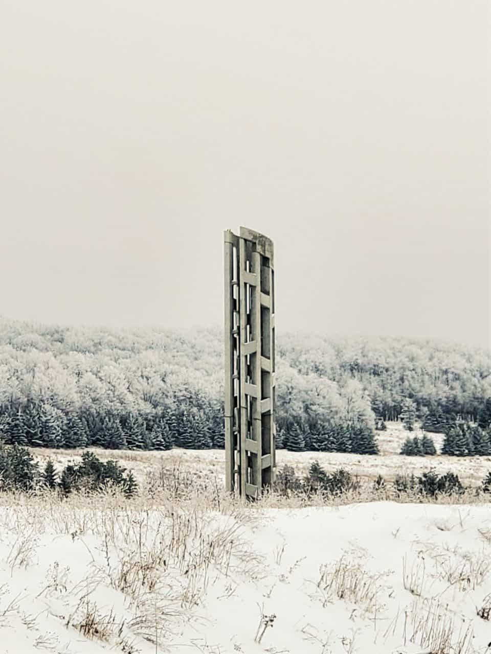 Flight 93 Memorial Tower of Voices