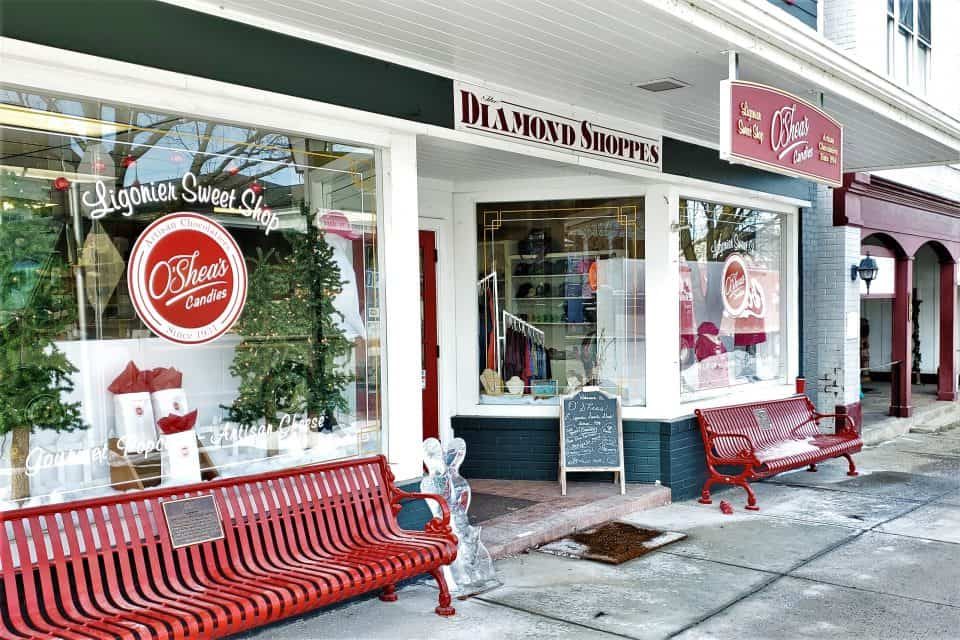 O'Shea's Downtown Ligonier PA