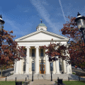 Centre County Courthouse Bellefonte PA