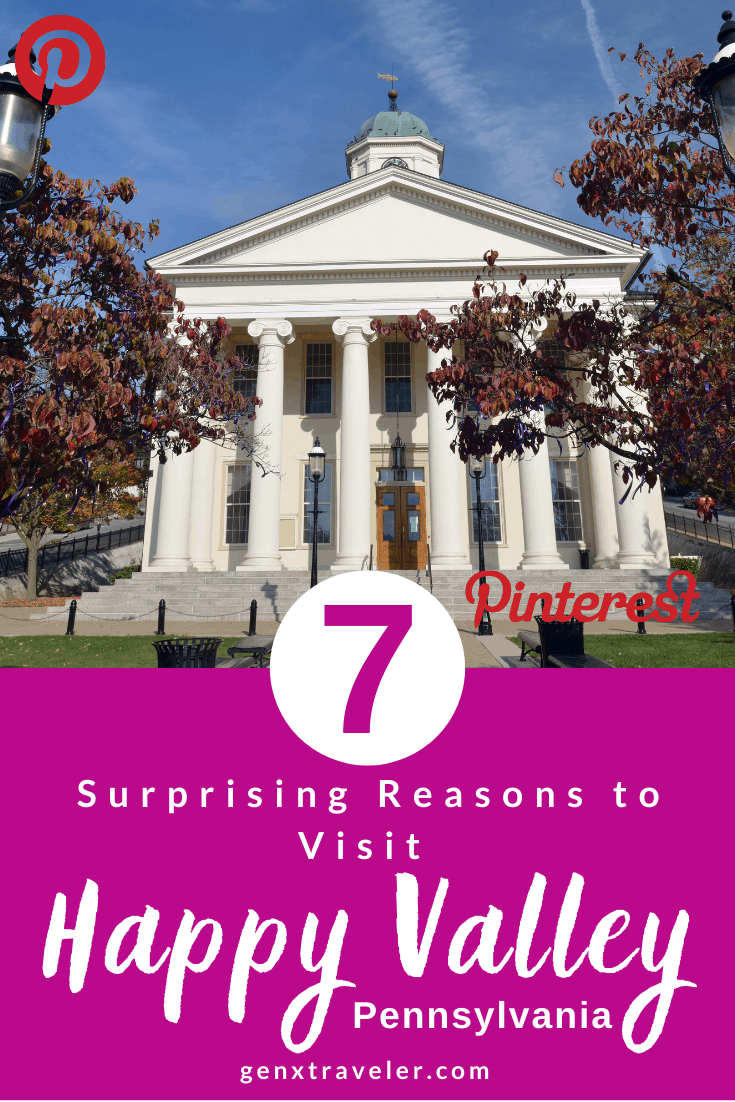 7 Surprises about Happy Valley PA