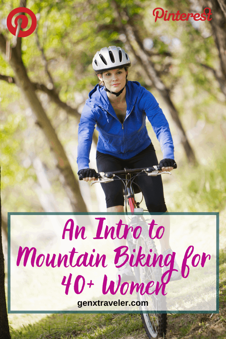 Intro to MTB for 40+ Women